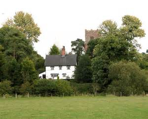 White Cottage St by The White Cottage And St S Church 169 Simak