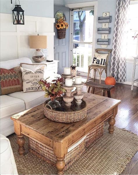 farmhouse coffee table decor best 25 blue and white curtains ideas on navy
