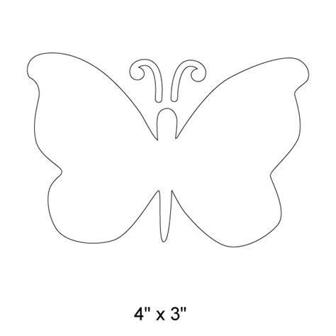 Polka Dots Wall Stickers butterfly stencil 2 my wonderful walls