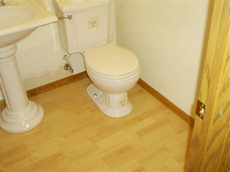 laminate flooring in a bathroom lay laminate flooring in hallway your new floor