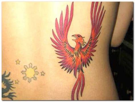 phoenix tattoo elegant elegant phoenix tattoo designs 2011 sheclick com