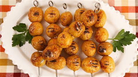Taro Potato Bbq 1 4 Kilo grilled potatoes cbc