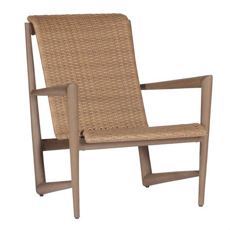 Wind Chair by Wind Outdoor Wicker Lounge Chair