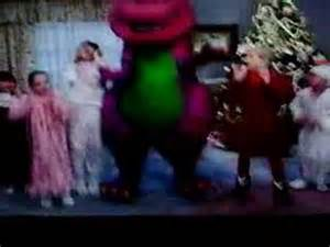 barney s christmas part 1 youtube