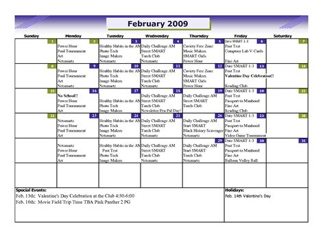best photos of event schedule template excel monthly