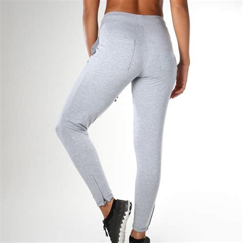 girls gray and black joggers pants jogger pants for women gray with elegant picture