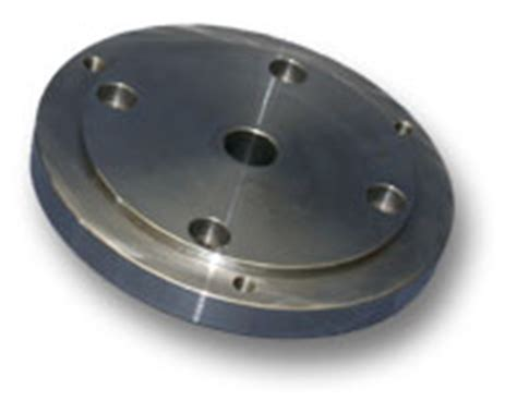rotary table chuck adapter plate centroid precision cnc rotary tables 4 and 5 axis tables