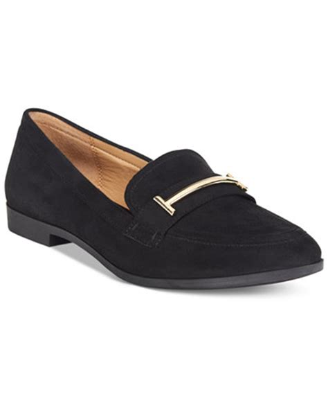 macys loafers alfani s ameliaa tailored loafers only at macy s