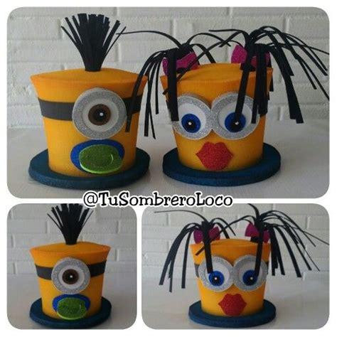 sombrero de minions minions bebes sombreros fiesta horaloca ni 241 o ni 241 a