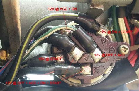 toyota ignition switch wiring diagram