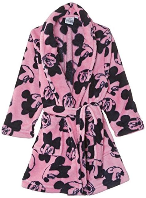 robe chambre fille disney minnie mouse nh2203 robe de chambre fille prism pink fr 3 ans taille