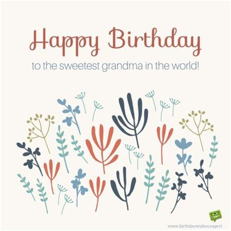 birthday cards for grandmas images free birthday cards