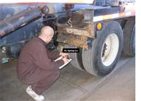 Dot Inspector by Truck Repair Tucson L Dot Safety Inspection L Arizona Company
