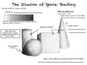 illusion of space shading by ccrask on deviantart