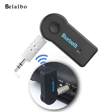 Audio 35mm Aux Stereo Wireless Bluetooth Receive Promo 3 5 car wireless bluetooth audio receiver bluetooth receiver adapter car stereo aux