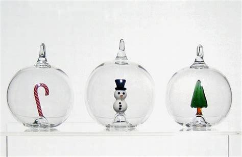 clever ornaments unique blown ornaments