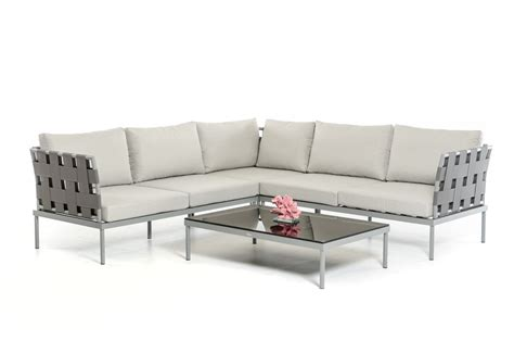 renava htons modern outdoor sectional sofa set