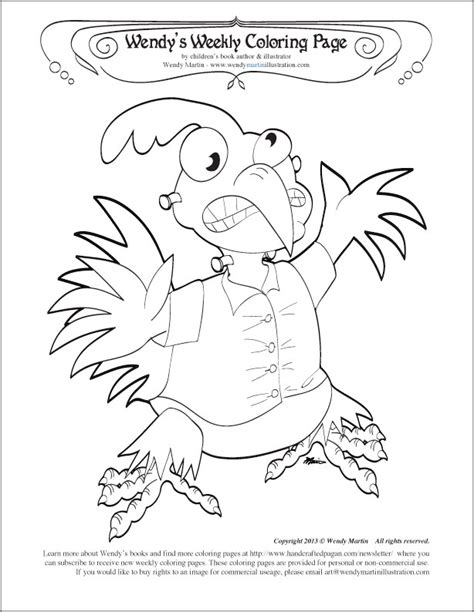 henri rousseau coloring pages