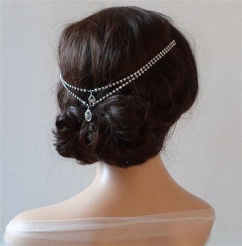 Wedding Hair Accessories For Buns by 10 Embellishments And Hair Accessories For Hair Buns That