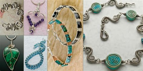 how to make wire jewelry designs how to make wire jewelry like a pro free projects