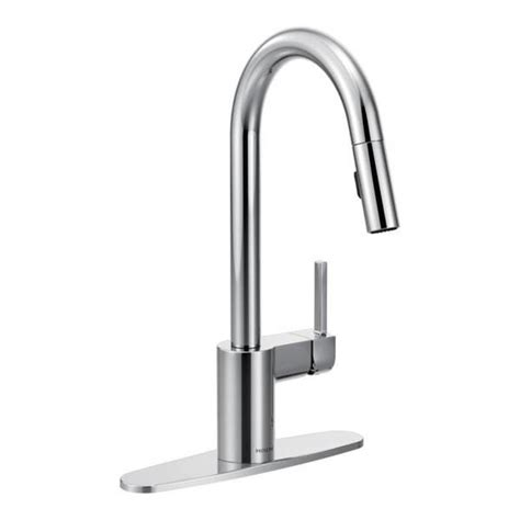 kitchen faucets overstock moen align chrome one handle high arc pull down kitchen