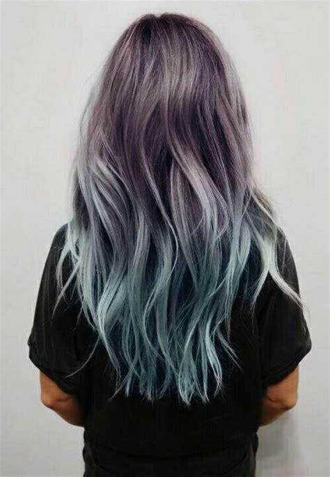 hairstyles color tumblr black dye hair girl girls green grunge hair hair