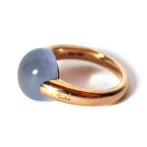 pomellato it anello pomellato dorato oro rosa ref a103664