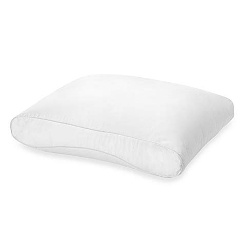 buy sleep on side pillow from bed bath beyond buy therapedic 174 memorelle 174 side sleeper pillow from bed