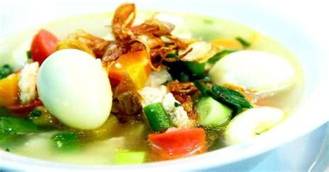 cara membuat seblak yang paling enak resep cara membuat sup ayam makaroni paling enak resep