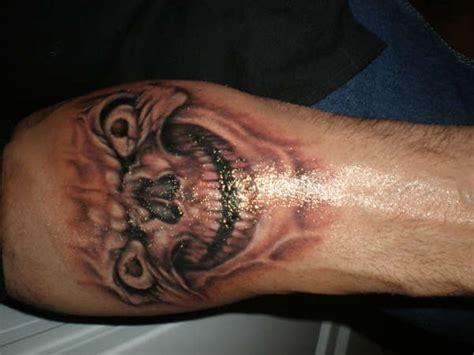 sick boy tattoo sick boy skull