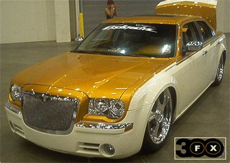 Chrysler 300 Custom Parts by Custom Parts Chrysler 300 Custom Parts