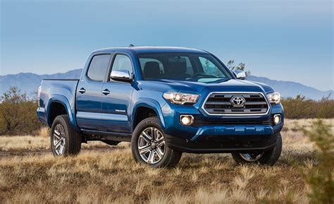 Toyota Miller 2016 Toyota Tacoma How It S Changed Miller Toyota