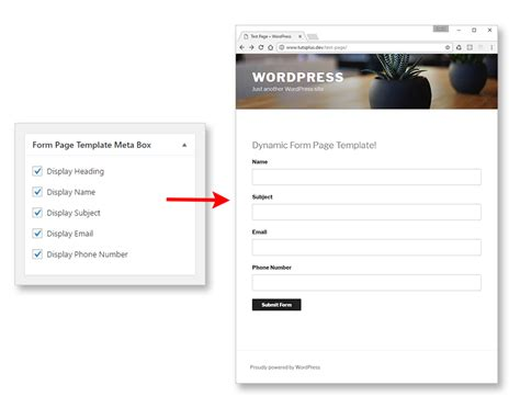 dynamic page templates in wordpress part 3 3bluefrogs