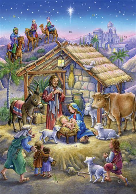 peaceful prince advent calendar medium religious vermont