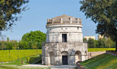 mausoleo di teodorico interno ravenna cosa rende speciale il mausoleo di teodorico
