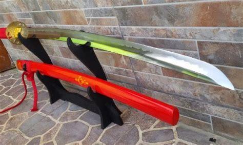 Samurai Panjang 1 Meter katana toko pedang senjata tradisional