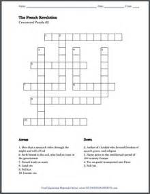 historical maps america crossword puzzle answers sle worksheets made with wordsheets the word search