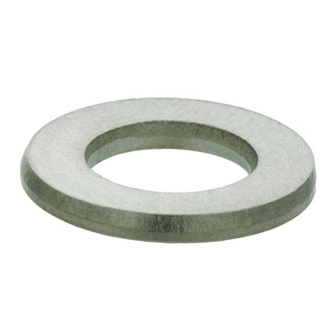 1 4 in stainless steel flat washer 100 per box