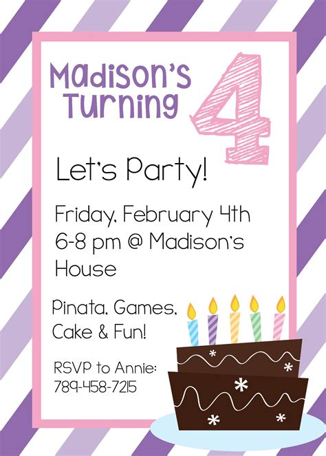21 teen birthday invitations inspire design cards