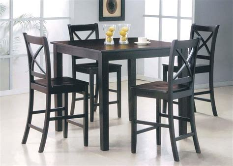Dining Room Table Counter Height by Martha 5pc Counter Height Dining Table Set Dining Room Sets