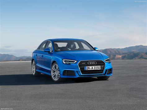 Audi A3 Sedan (2017) picture 3 of 29