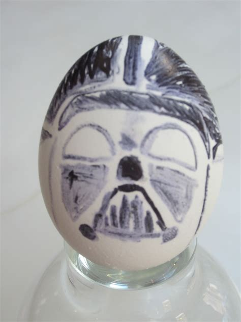 darth vader easter eggs dying easter eggs creatively s circle