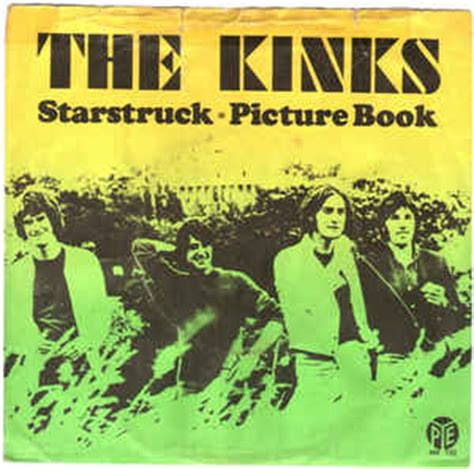 picture book kinks the kinks starstruck picture book vinyl at discogs