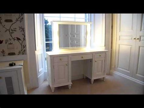 Table For Lift Chair by Verny Dressing Table With Electric Mirror Lift And Lights
