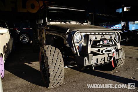 jeep wrangler 4 door silver 2013 sema custom silver magnaflow jeep jk wrangler 4 door
