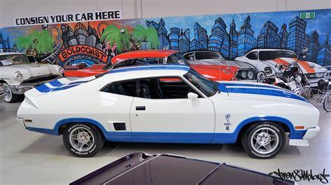 Interior Colour Of Home sold 1978 xc falcon cobra hardtop seven82motors