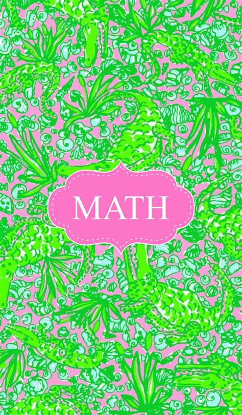 math binder cover school pinterest math binder
