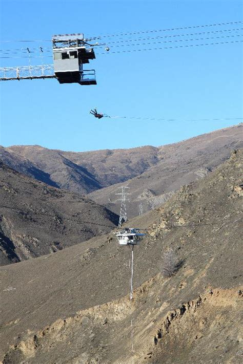 new zealand biggest swing the nevis swing queenstown or the most bloody