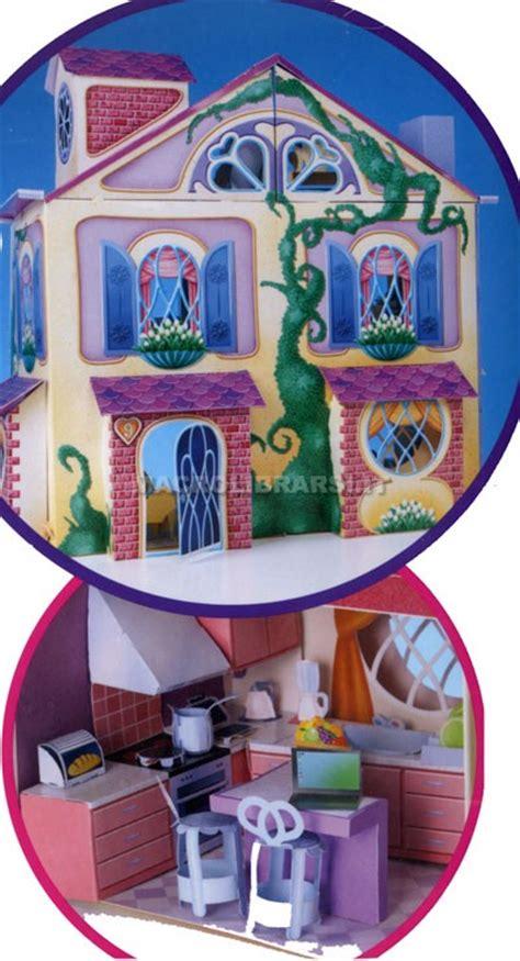giochi di da costruire e arredare la casa delle bambole da costruire e arredare