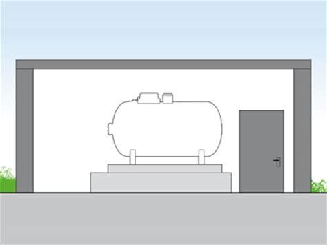 Gastank Aufstellen Vorschriften by Lagerung Gastank Beratung Vor Ort Der Ideale Standort